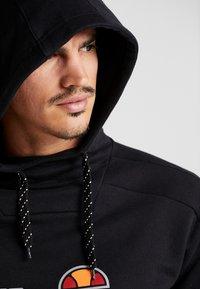 Ellesse - BARRETI - Jersey con capucha - black - 3
