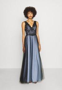 Mascara - Společenské šaty - black/blue - 0