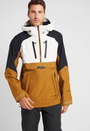 BRIGHTON - Snowboard jacket - caramel