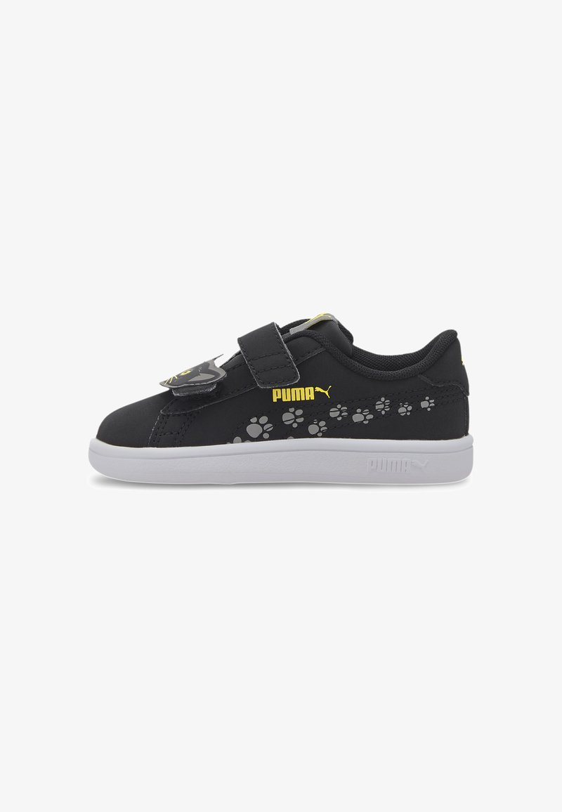 Puma - Touch-strap shoes - black ultra gray