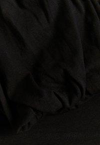 Glamorous - BARDOT CROP - Blouse - black - 2