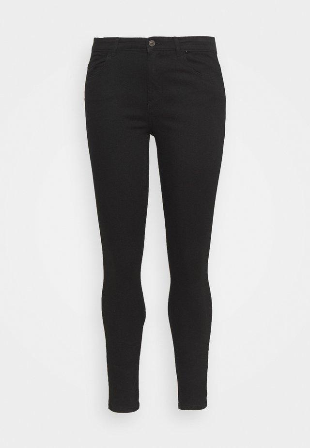 PCMIDFIVE - Jeans Skinny - black