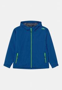 CMP - RAIN FIX HOOD  - Waterproof jacket - royal - 0