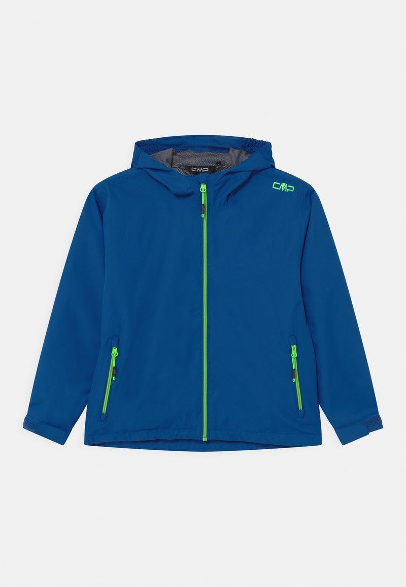 CMP - RAIN FIX HOOD  - Waterproof jacket - royal