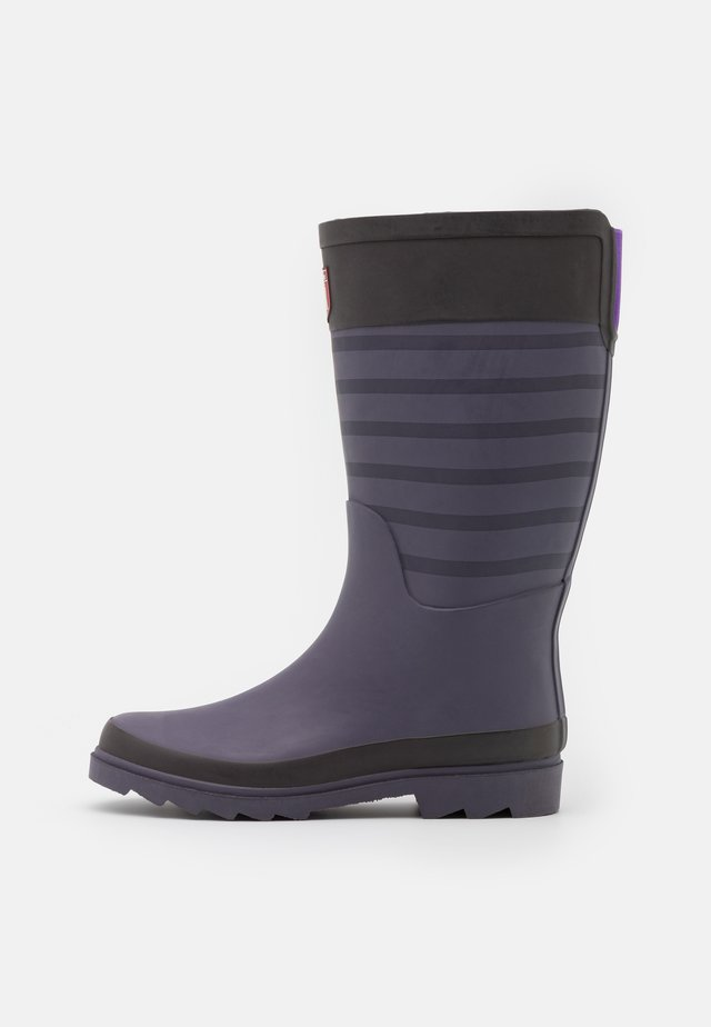 KRULLER STEVEL - Wellies - arctic dusk