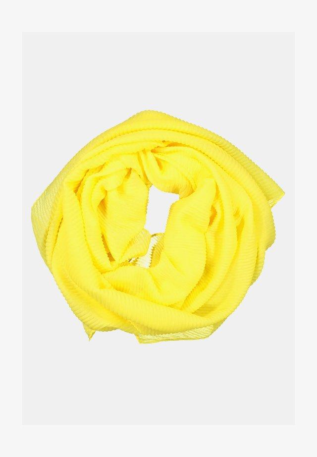 Sjaal - limonengelb