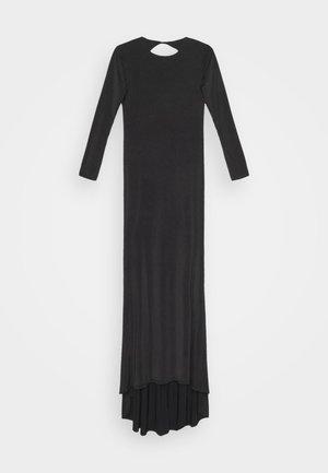 FISHTAIL DRESS - Ballkjole - black