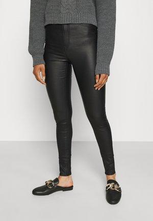 VMSANDRA COATED  - Kalhoty - black