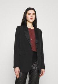 NA-KD - Short coat - black - 0