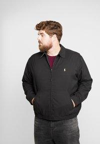 Polo Ralph Lauren Big & Tall - Lehká bunda - black - 0