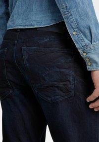 G-Star - TRIPLE A STRAIGHT SELVEDGE - Straight leg jeans - worn in bleak - 2
