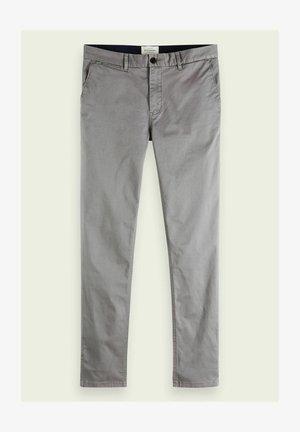 MOTT CLASSIC SLIM FIT - Chinot - grey