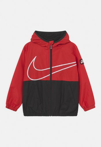 WINDBREAKER UNISEX - Light jacket - university red