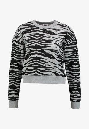 LADIES TIGER CREW - Sweatshirt - grey