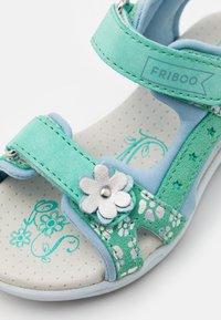 Friboo - LEATHER - Sandaler - mint - 5