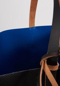 Marni - Shopping Bag - black/blue - 4
