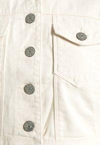 ONLY - ONLWESTA COLOR CROPPED JACKET - Denim jacket - whitecap gray - 6
