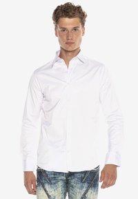 Cipo & Baxx - Formal shirt - weiss - 5