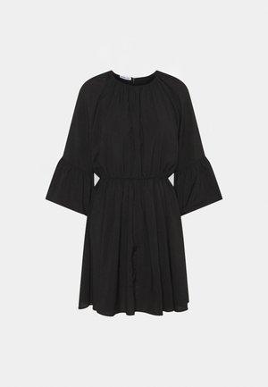 VALERIE SHORT DRESS - Denní šaty - black