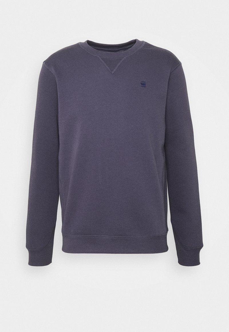 G-Star - PREMIUM CORE - Sweatshirt - pacior grape