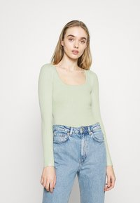Even&Odd - Jumper - light green - 0