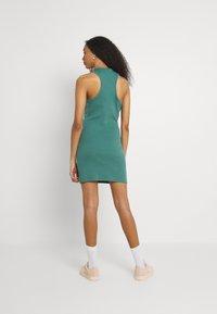 Puma - CLASSICS SUMMER DRESS - Jersey dress - blue spruce - 2