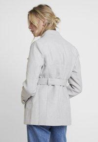 mint&berry - Short coat - light grey - 2