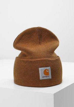 WATCH HAT - Čepice - hamilton brown