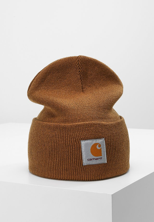 WATCH HAT - Gorro - hamilton brown