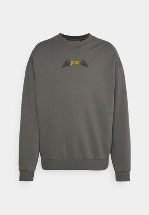 WINGS UNISEX - Sweatshirt - black wash