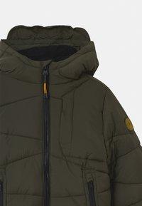 OVS - PADDED HOOD - Winter jacket - beetle - 2