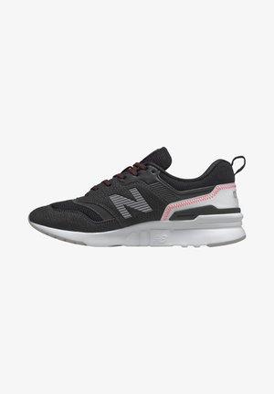 Sneakers basse - black/energy red/white
