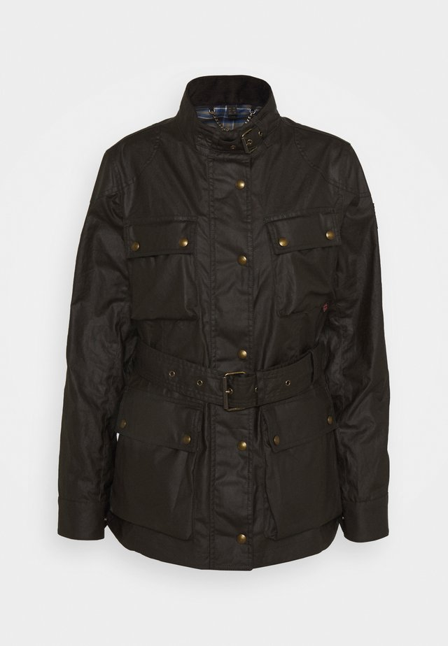 TRIALMASTER JACKET - Veste mi-saison - faded olive