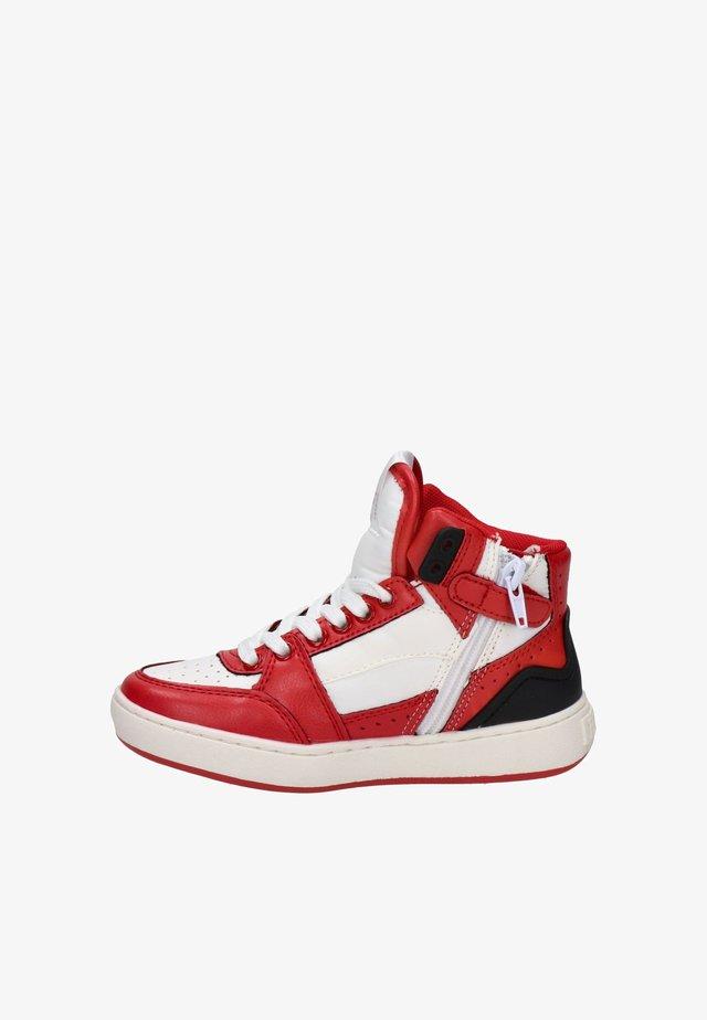Sneakers hoog - multi