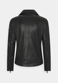 Strellson - PARKS - Leather jacket - black - 10