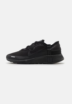 REPOSTO - Baskets basses - black