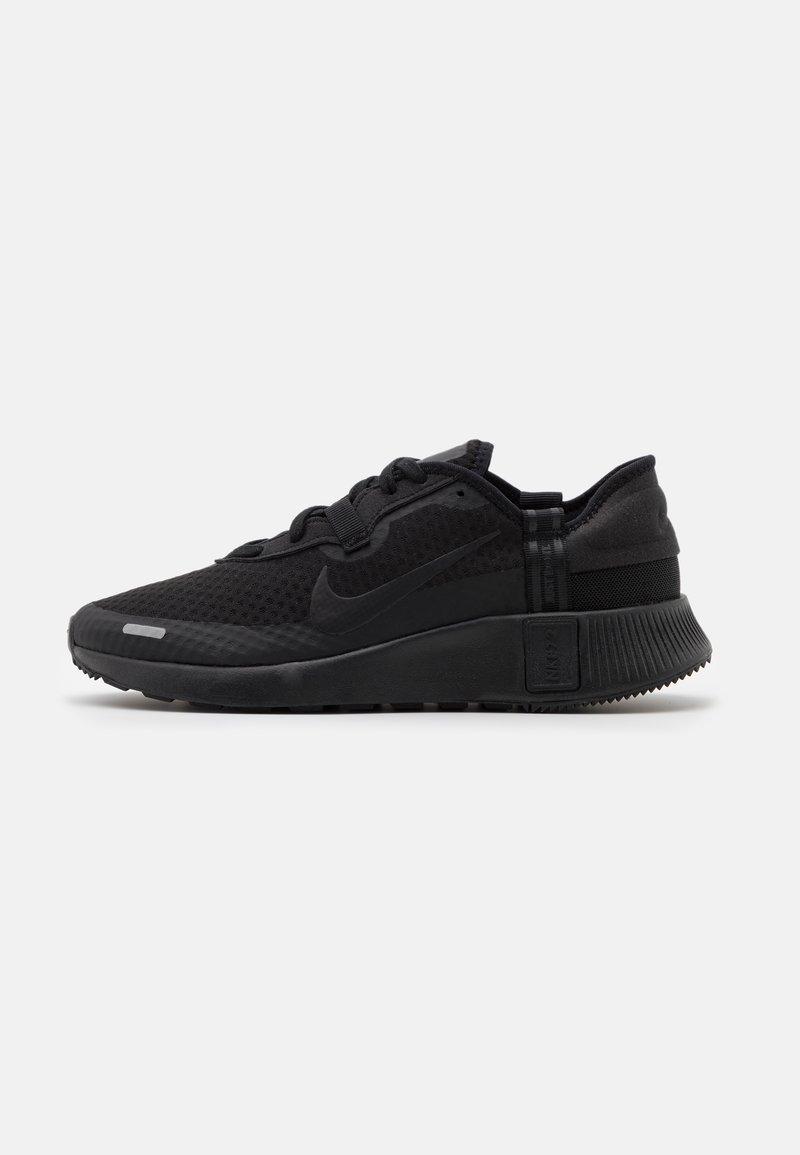 Nike Sportswear - NIKE REPOSTO - Sneakersy niskie - black