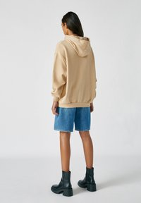 PULL&BEAR - Hættetrøjer - beige - 2