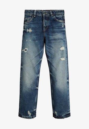 Jeans Straight Leg - blau