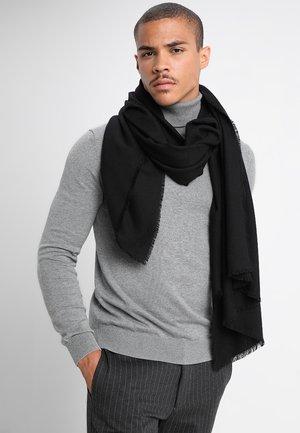UNISEX - Schal - black
