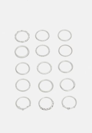 FGFUPPIA CURVE 15 PACK  - Ringar - silver colour
