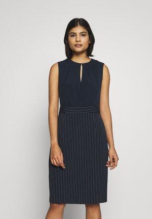 ANGILAD - Shift dress - dark blue