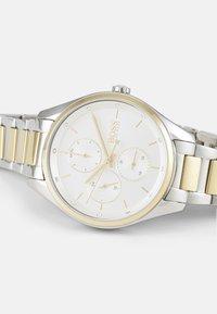 BOSS - GRAND COURSE - Horloge - silver-coloured/white - 3
