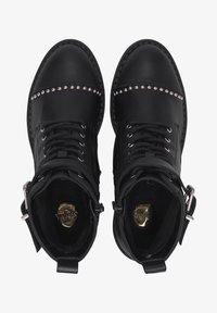 Buffalo - FINCH - Lace-up ankle boots - schwarz - 0