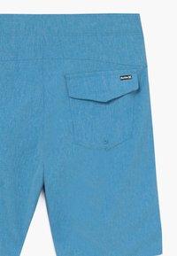 Hurley - Swimming shorts - university blue heather - 3
