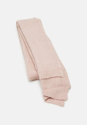PCBENILLA LONG SCARF - Šála - misty rose
