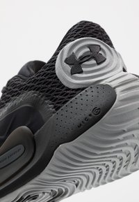 Under Armour - SPAWN 2 - Chaussures de basket - black/pitch gray - 5