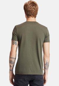 Timberland - Basic T-shirt - grape leaf - 2