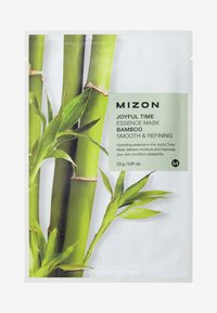 Mizon - JOYFUL TIME ESSENCE BAMBOO 4 MASKS PACK - Skincare set - - - 0