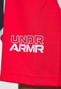 Under Armour - BASELINE RETRO - Sports shorts - black - 5